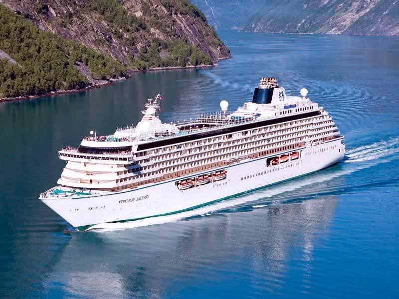 croisière Crystal Serenity