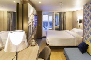 Photo de la cabine balcon 9247 du Costa Smeralda