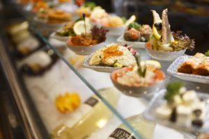 Gastronomie à bord du Costa Smeralda