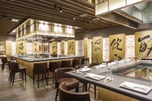 Restaurant asiatique à bord du Costa Smeralda