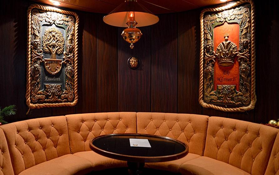 fauteuil confortable à bord du Jules Verne