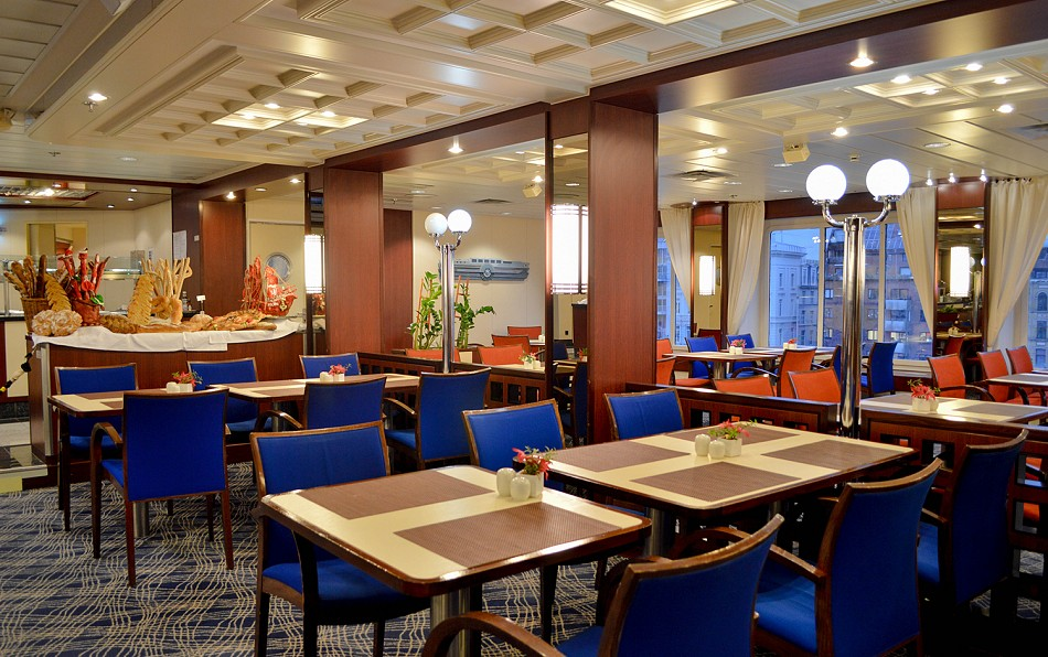 Photo du restaurant du Jules Verne