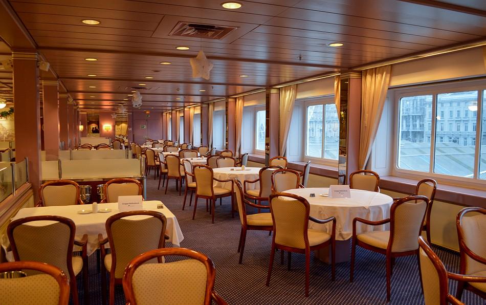 Restaurant du Jules Verne (CMV Croisières)